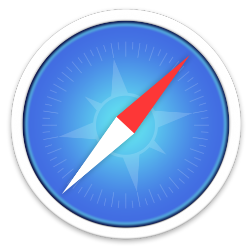 web browser icons for mac